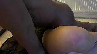 Married wife fucks another bbc