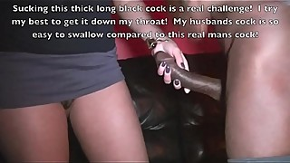 Helena Price - I suck BIG BLACK COCK at an adult book store!