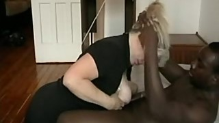 BBC Slut Wife Taylor Blacked Interracial Facial