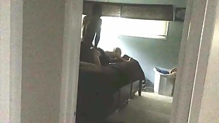 Cuck films wife railed by black stud