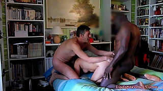 Cuckold with very big cock black lover